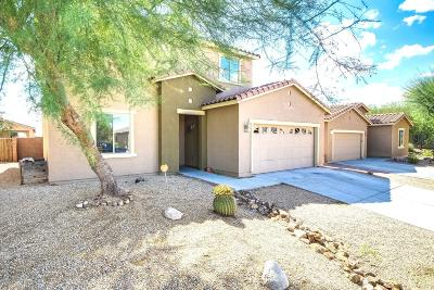 Sahuarita AZ Single Family Home For Sale: $212,000