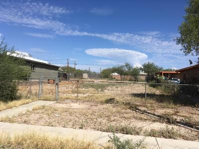 Tucson Residential Lots & Land For Sale: 1427 S 9th Avenue #5