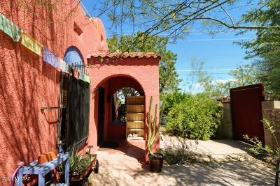Tucson AZ Single Family Home For Sale: $149,900