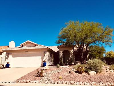 Tucson Single Family Home For Sale: 63814 E Poco Lane