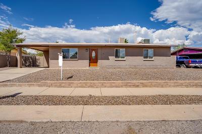 Tucson Single Family Home For Sale: 8601 E Desert Palm Street