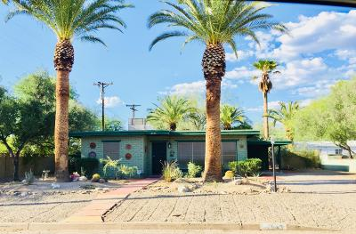 Tucson AZ Single Family Home Active Contingent: $182,900