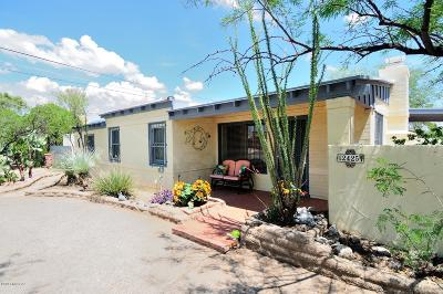 Tucson Single Family Home For Sale: 2425 E Edison Street