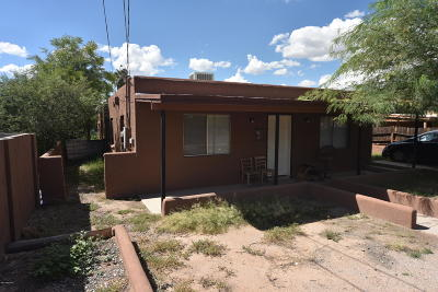 Tucson AZ Single Family Home For Sale: $120,000