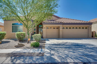 Tucson AZ Single Family Home For Sale: $240,000
