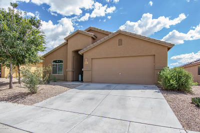 Marana Single Family Home For Sale: 11511 W Bannerstone Street