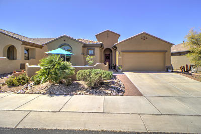 Green Valley  Single Family Home For Sale: 5852 S Henderson Canyon Drive