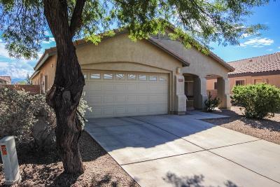 Marana Single Family Home For Sale: 12228 N Sora Place