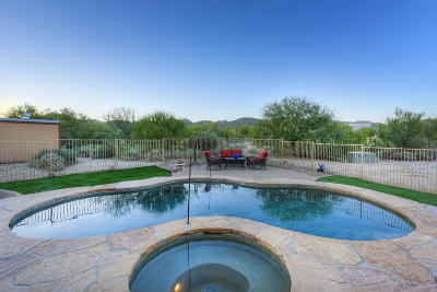 Oro Valley Single Family Home For Sale: 13804 N Como Drive