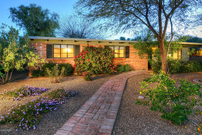 Tucson Single Family Home For Sale: 3407 E Linden Street