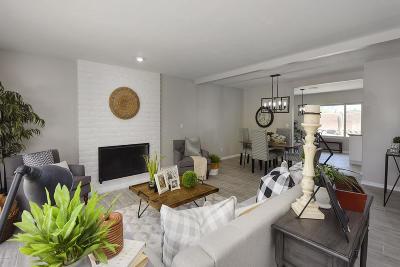 Single Family Home For Sale: 6431 N La Canada Drive