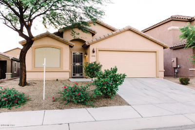 Pima County, Pinal County Single Family Home Active Contingent: 8986 S Silkwood Lane