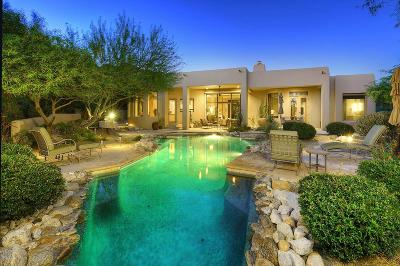 Single Family Home Active Contingent: 6010 N Desert Sun Court