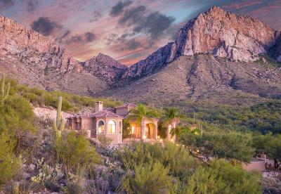 Oro Valley Single Family Home For Sale: 1821 E Calle Del Vaso
