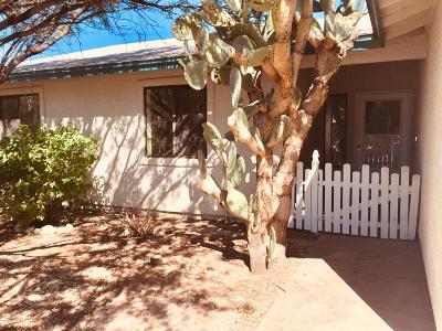 Corona de Tucson Single Family Home For Sale: 142 W George Truit Street