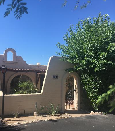 Tucson Townhouse Active Contingent: 5124 N Pueblo Villas Drive