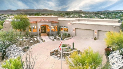 Single Family Home For Sale: 6295 N Paseo Valdear