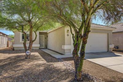 Tucson Single Family Home Active Contingent: 2431 W Rousseau Street