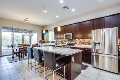 Oro Valley Single Family Home For Sale: 1025 W Lark Bunting Lane