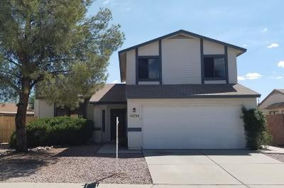 Tucson Single Family Home For Sale: 2745 W Sandbrook Lane