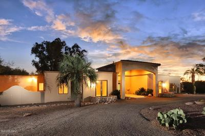 Tucson Single Family Home For Sale: 5272 E Gleneagles Drive