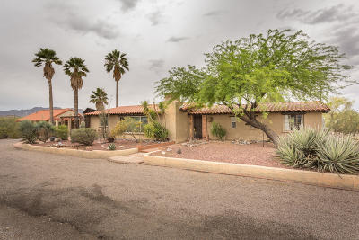Tucson Single Family Home Active Contingent: 6441 N Abington Road