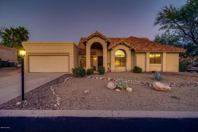 Tucson Single Family Home For Sale: 6042 N Calle Matamoros