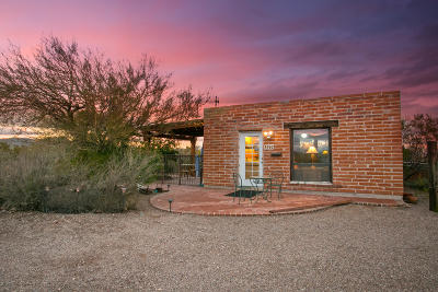 Tucson Single Family Home Active Contingent: 3180 W Boyer Lane