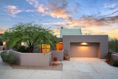 Tucson Single Family Home Active Contingent: 4711 N La Lomita
