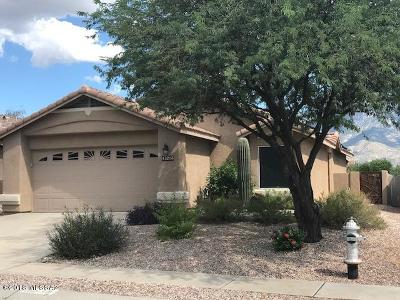 Oro Valley Single Family Home For Sale: 13218 N Lost Artifact Lane