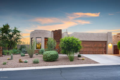 Oro Valley Single Family Home For Sale: 1021 W Par Four Drive
