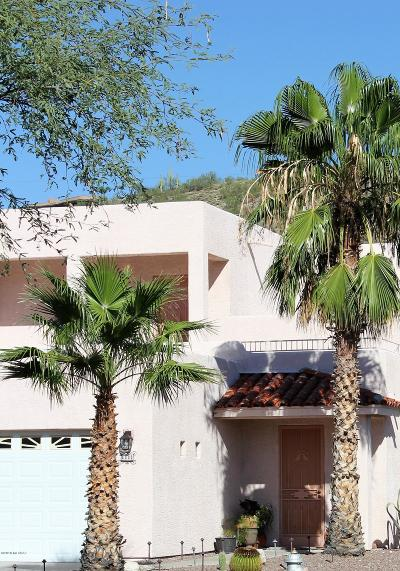 Tucson Townhouse For Sale: 4000 N Flaming Sky Place