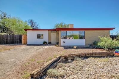Tucson Single Family Home Active Contingent: 9510 E 33rd Street