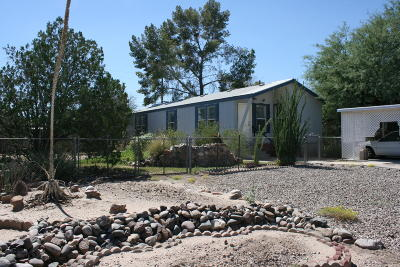 Pima County Manufactured Home Active Contingent: 2809 W Carnauba Street