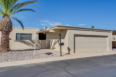 Pima County Townhouse For Sale: 1018 N Caribe Avenue