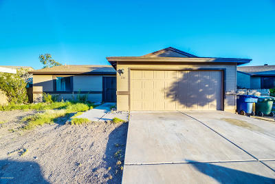 Single Family Home For Sale: 1781 W Chardonnay Drive