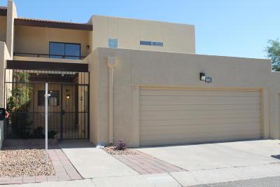 Pima County Townhouse For Sale: 9891 E 2nd Street