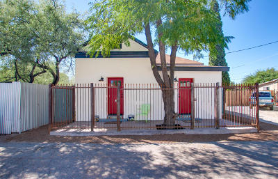 Single Family Home For Sale: 528 S Herbert Avenue