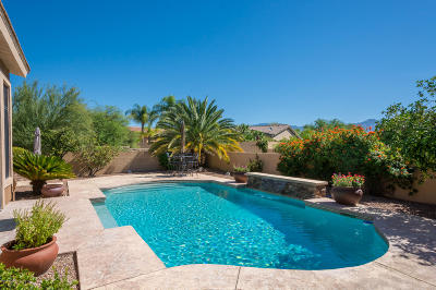 Oro Valley Single Family Home Active Contingent: 1742 W Copper Sky Drive