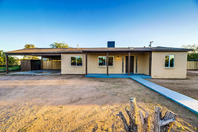 Tucson AZ Single Family Home Active Contingent: $179,900