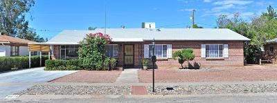 Tucson Single Family Home Active Contingent: 4819 E Helen Street