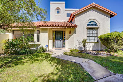 Tucson Single Family Home For Sale: 162 N Forgeus Avenue
