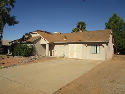 Single Family Home For Sale: 4830 W Waterbuck Drive