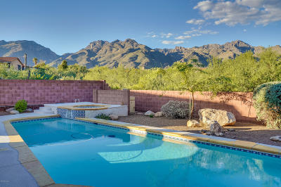 Tucson Single Family Home For Sale: 5424 N Indian Trail Trail