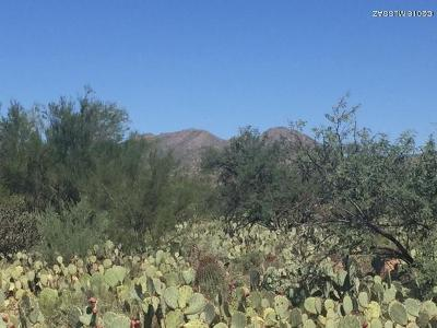 Tucson AZ Residential Lots & Land For Sale: $599,900
