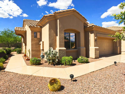 Oro Valley Townhouse For Sale: 13401 N Rancho Vistoso Boulevard #67
