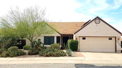 Tucson Single Family Home For Sale: 4520 W Rockwood Drive