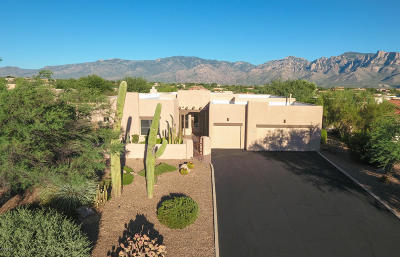 Oro Valley Single Family Home For Sale: 12268 N Tall Grass Drive