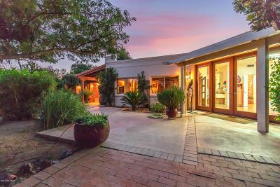 Tucson Townhouse For Sale: 2615 W Casas Drive