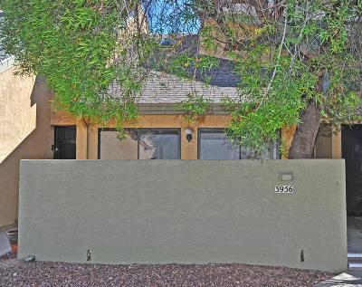 Tucson Townhouse Active Contingent: 3956 N Paseo De Las Canchas